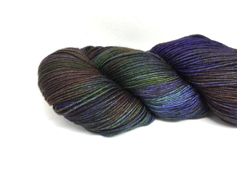 Ayer's Rock - Superwash Merino/Nylon blend 4-ply