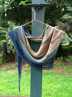 Dangling Conversation - 246 - 480 yards (225 - 439 m) https://www.ravelry.com/patterns/library/dangling-conversation