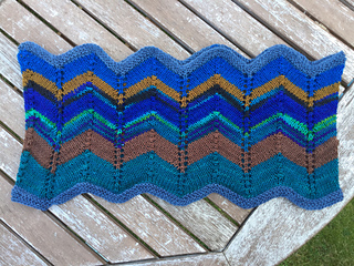Memory Lane (zig zag type cowl) (220-300 yds) https://www.ravelry.com/patterns/library/memory-lane-cowl